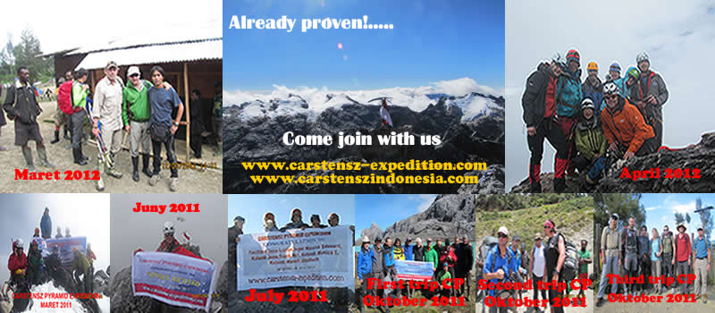 SummitClimb Link Exchange-Carstensz Pyramid Expedition