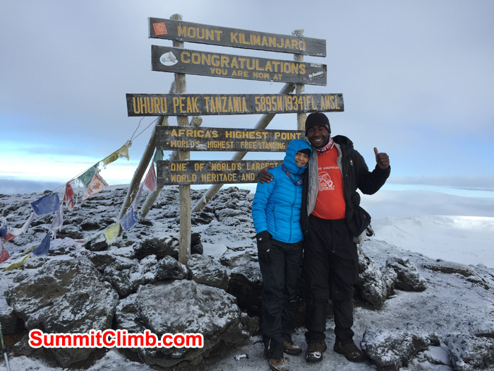 kilimanjaro east africa a climbing and trekking guide