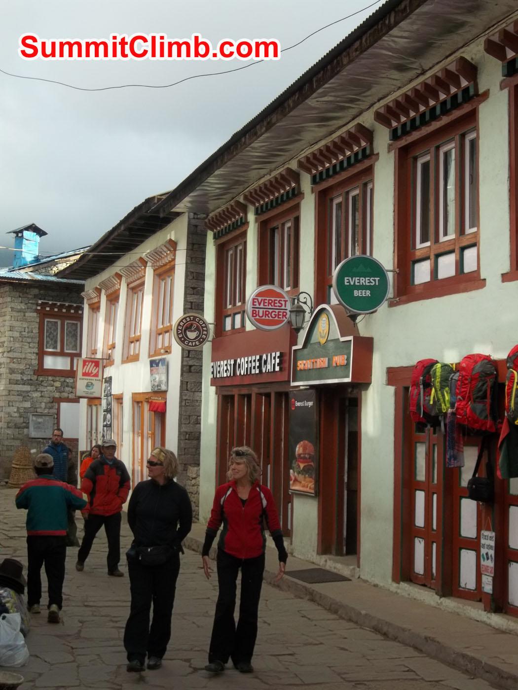 Lukla Street