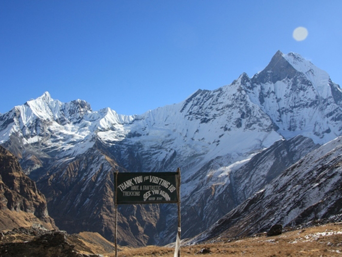 Welcome to Annapurna reason. Photo asia.gumbypp