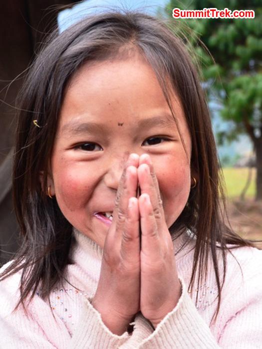 girl at chutanga. photo by michael moritz