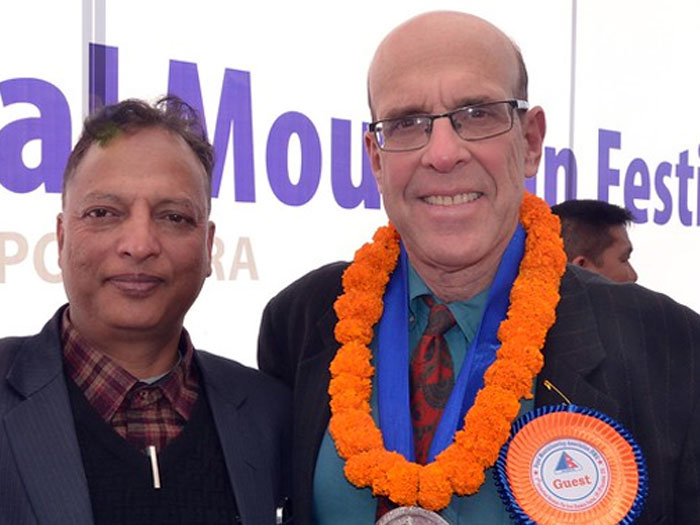 CEO of nepal mountaineering association