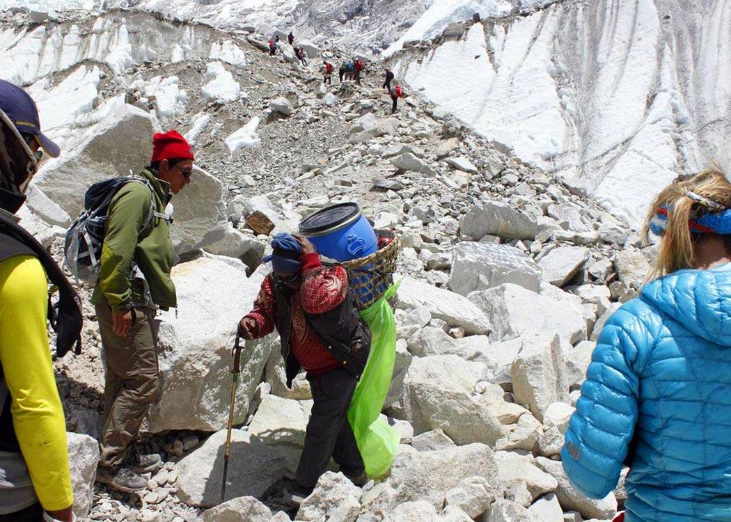 Everest Bio gas project