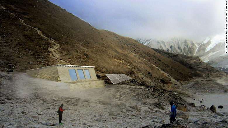 everest biogas project