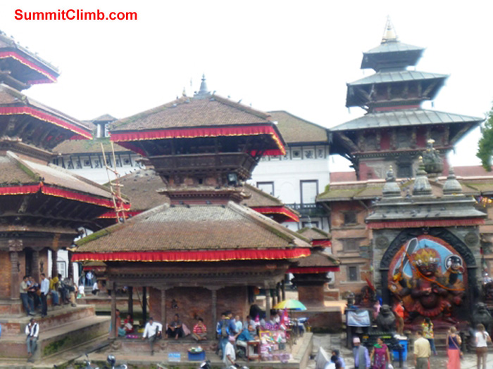 durbar square photo by matt
