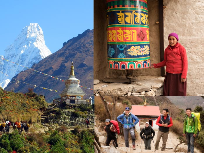 Reach Out to Women who lead the Mount Everest Sherpa Community