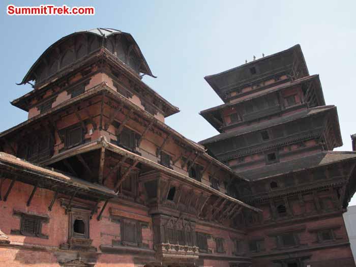 Basantapur Darbar. Photo Scott Younghusband