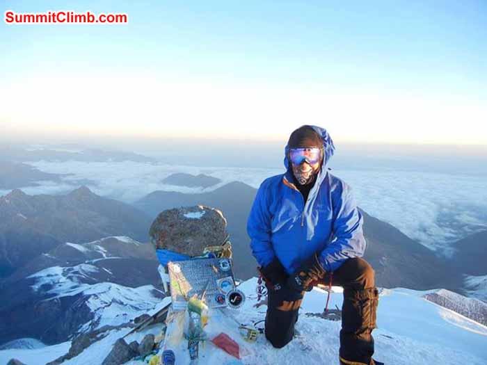 Summit. Photo Scott Patch
