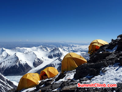 everest climb camp 3