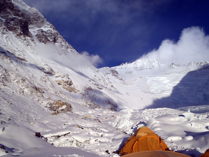 camp 2 everest south