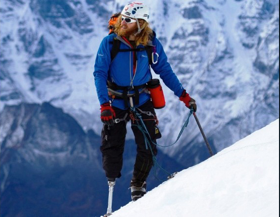 US Veterans Climb Mount Everest to Raise Awareness of Military