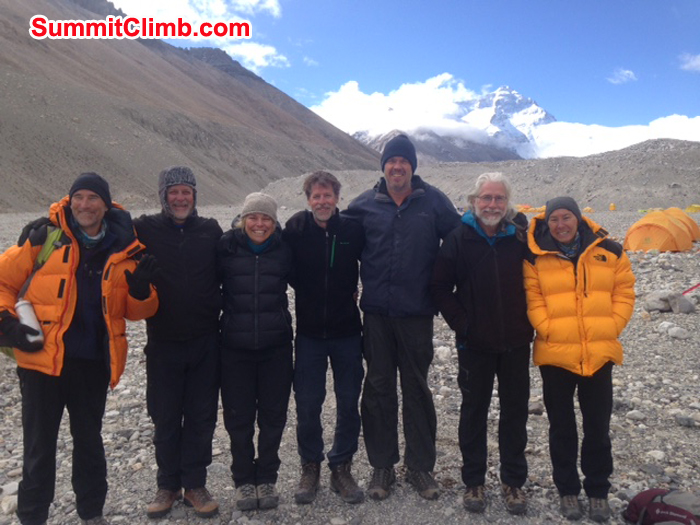 everest summit team