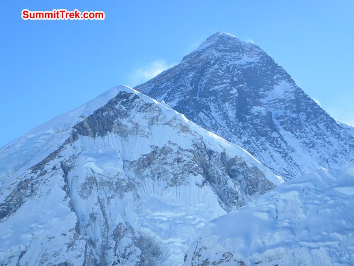 Mount Everest view from KalaPhathar. Photo by Daniel Haraburda Joseph.