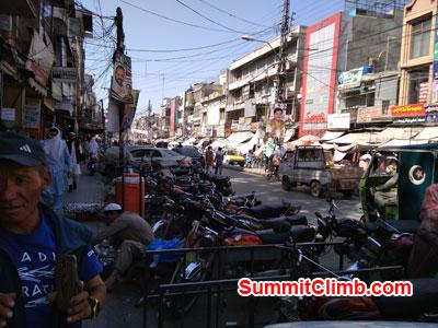 Jangbu Sherpa in Raja Bazaar