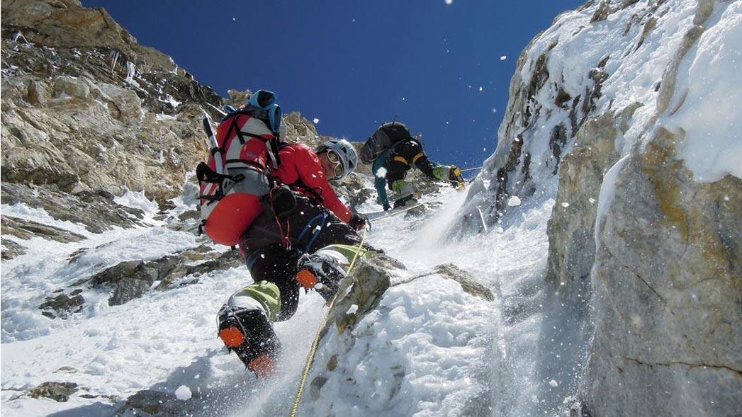 K2, summit