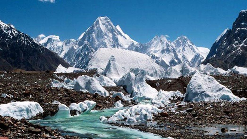 broad peak trekking