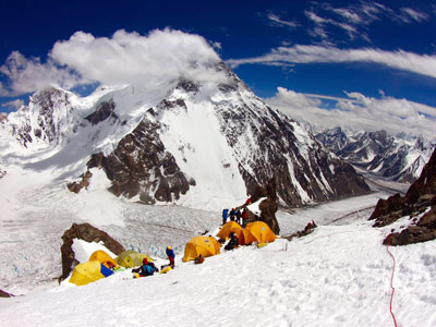 k2 news, View from Concordia Motel-Dmitri photo