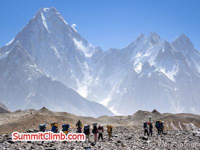 karakoram trekking