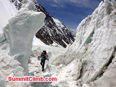 Jake and Jangbu on the summit