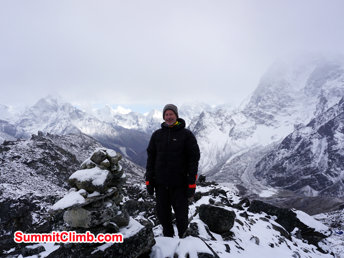 Lobuche high camp