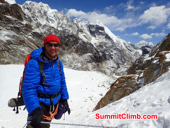 Thile Nuru Sherpa instructor