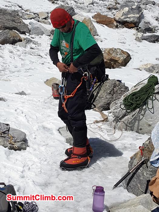 Thile Nuru Sherpa intructor