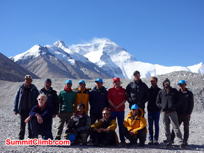 SummitClimb Pre Trip Newsletter