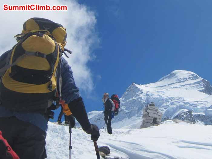 Cho Oyu, Easiest 8000m Peak, Best Preparation for Everest.
