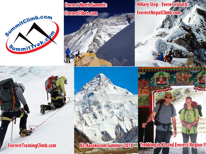 You are invited to Everest and K2 - Karakoram
