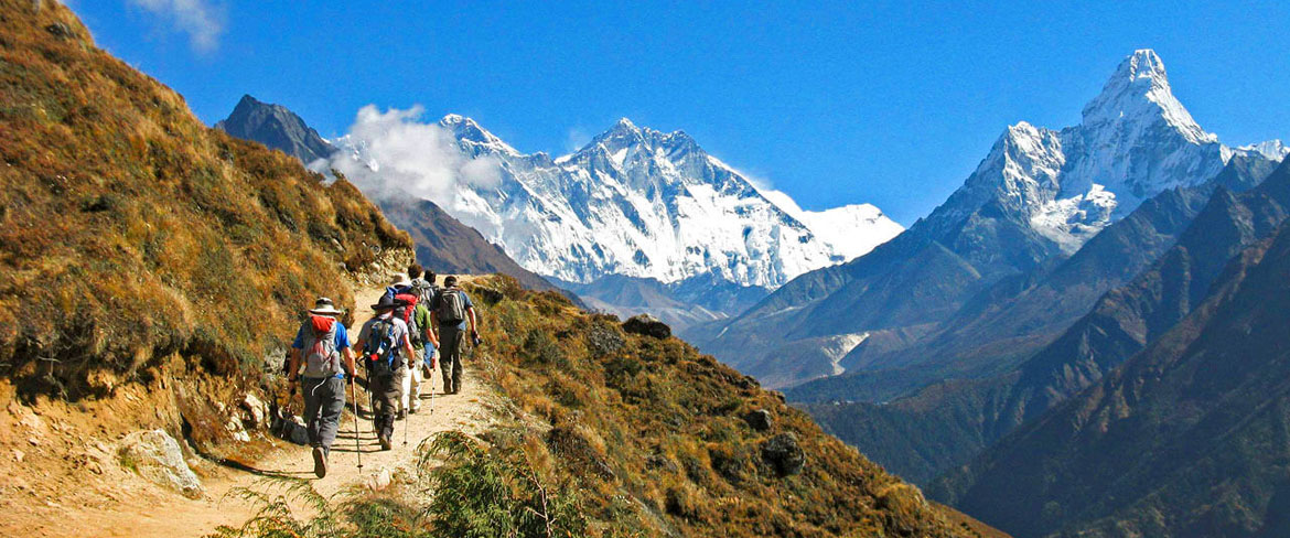 2020 Hiking Alert: Big Holiday Eating? The Himalayas Are Calling. Get Fit Again!