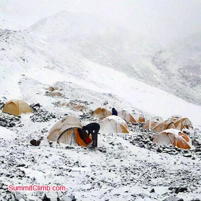 Aconcagua expedition news