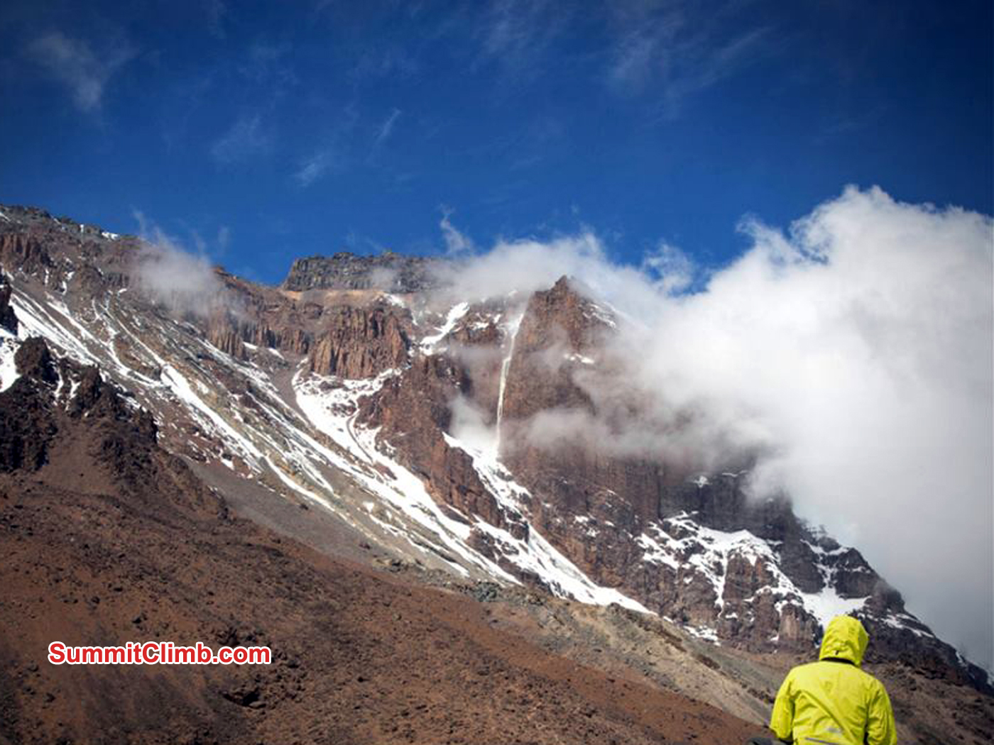 Aconcagua expedition climbing
