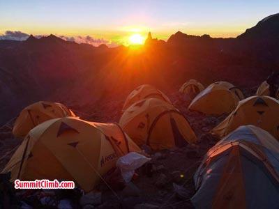 Aconcagua expedition news