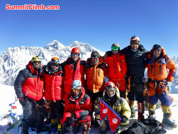 amadablam summit