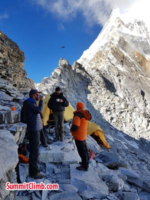 amadablam sucess party