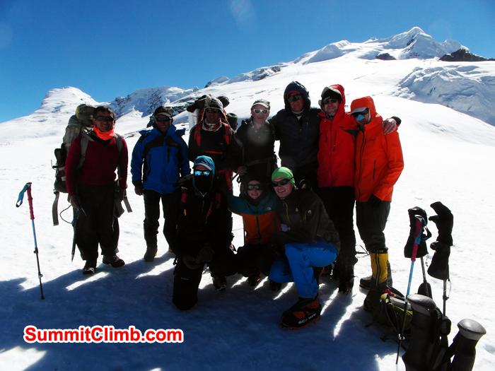 Team ready go summit