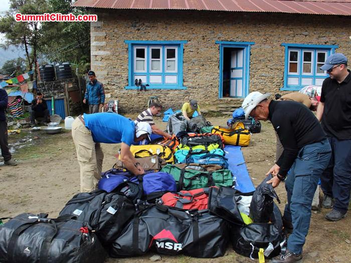 bags managing