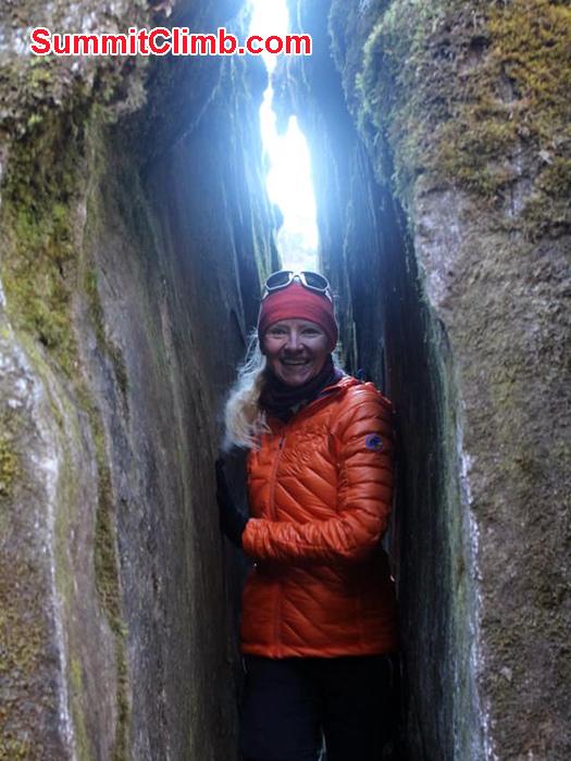 walking in the narrow way