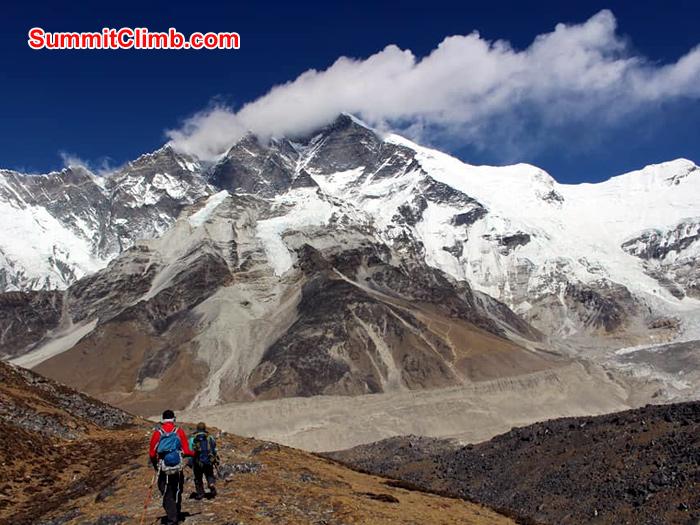 sherpa trekking