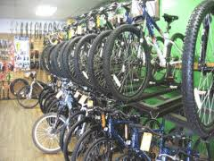 Cycling and Mountain Biking Shops