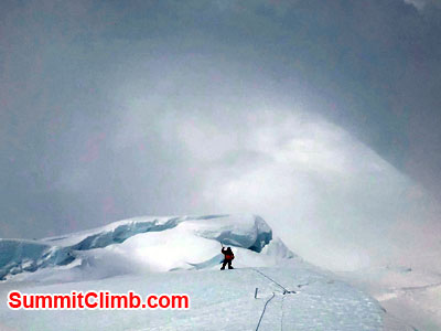 cho oyu news, camp 2