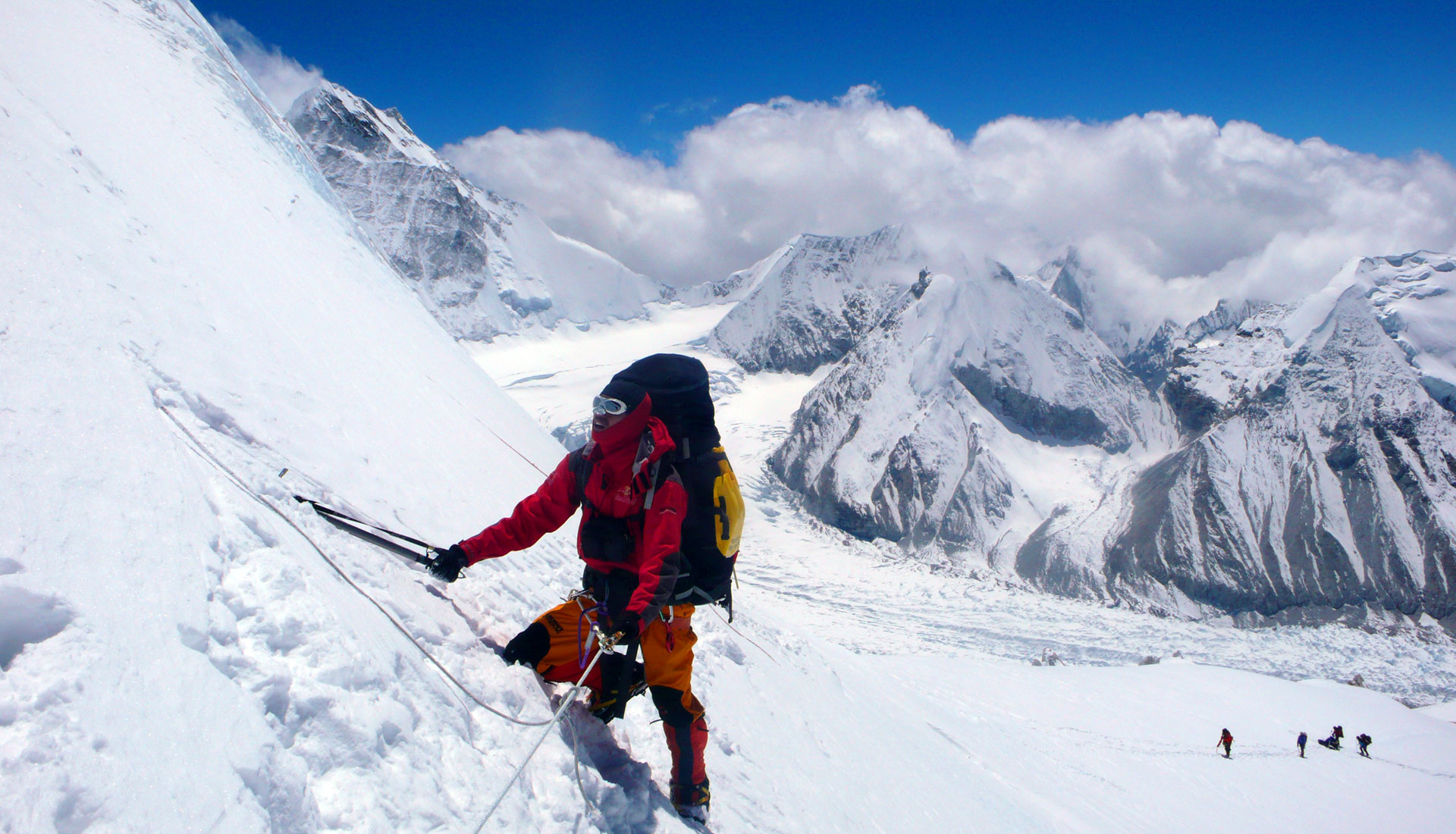 Cho Oyu World S Sixth Highest And Most Accessible 8000