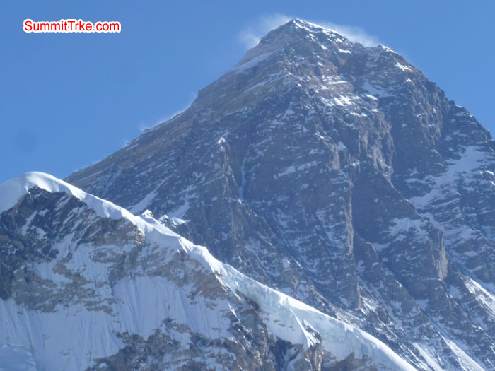 The Everest, view from Kala Patar. Photo Scott