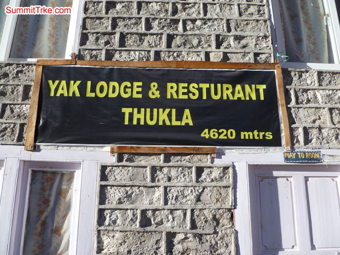 Thukla Lodge. Photo Scott
