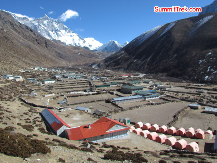 Pangboche village. Photo Aless