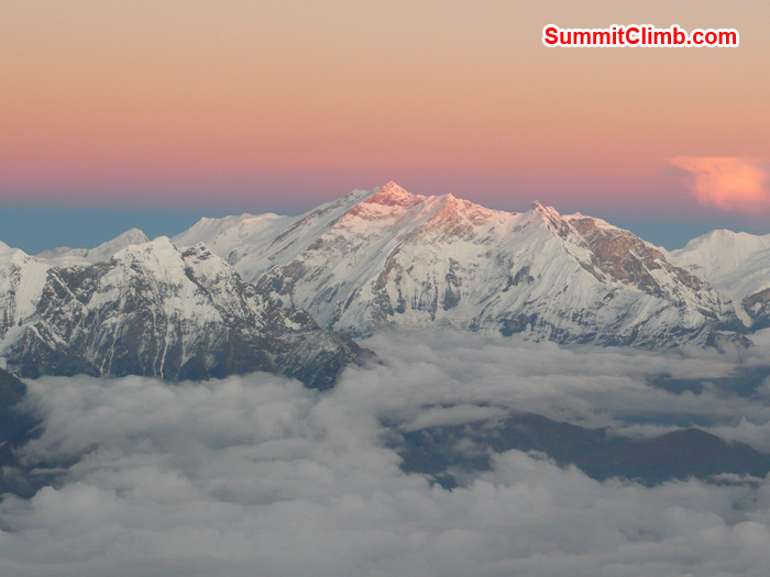 Dhaulagiri photo by Dan Mazur