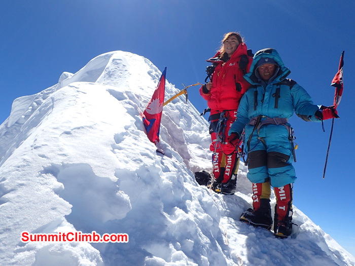 LAST TRIPS OF 2017 AND 2018 SUMMITCLIMB CHOICE MENU