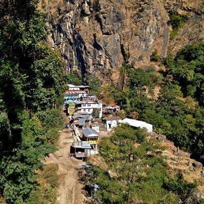 Sando village
