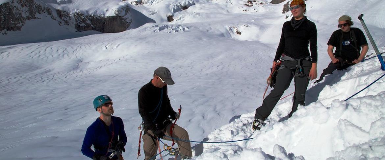 cascade glacier school
