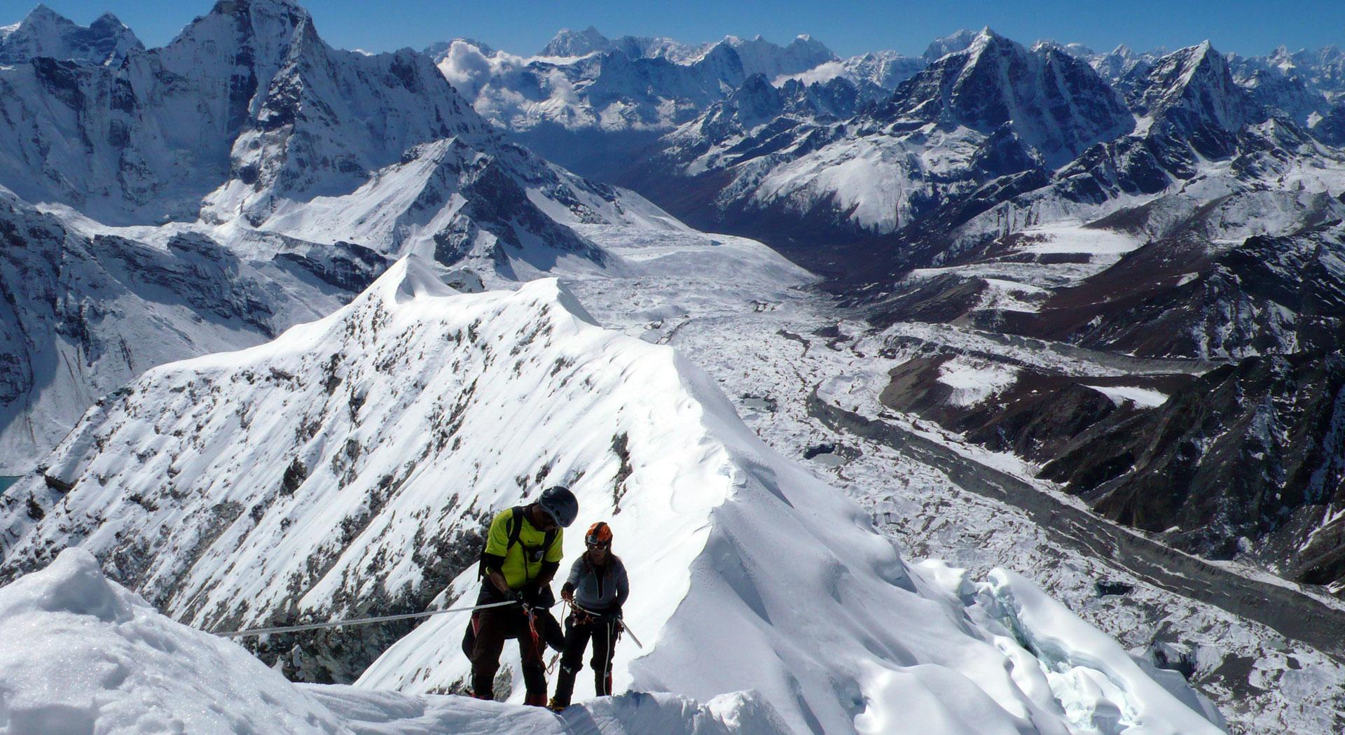 Pastore Peak adventures